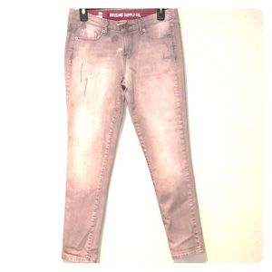 Gray Mossimo crop Pantacourt Jeans
